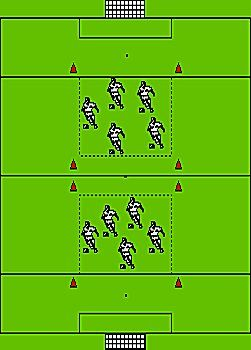 exercice U11 - club Football educfoot escaut 59 - Footeo